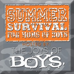 Science Experiment Summer Survival Series for Moms of Boys https://momistheonlygirl.com