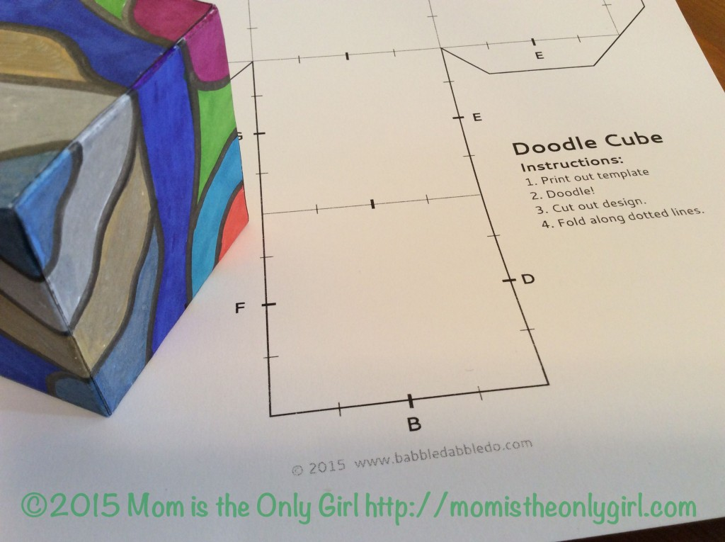 Doodle Cubes