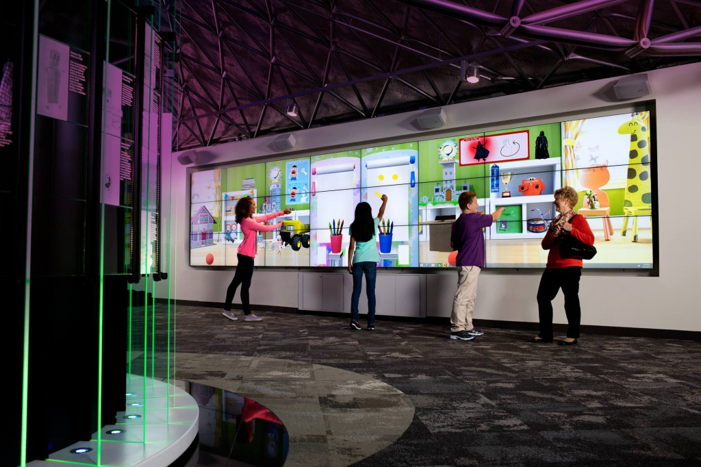 Virtual playroom at The Strong