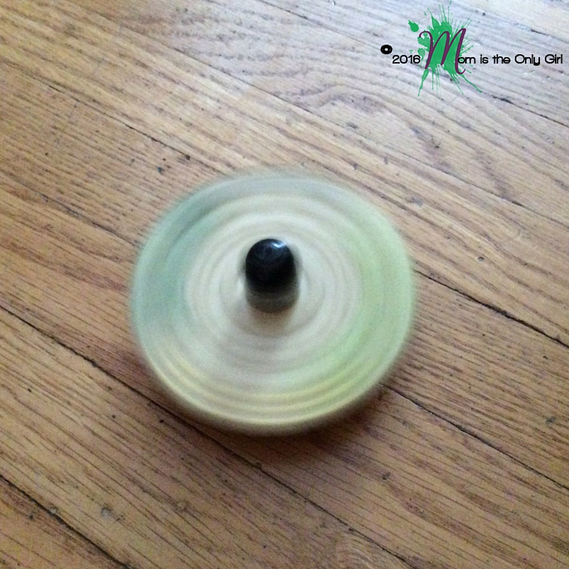 boy-designed and built spinning tops at https://momistheonlygirl.com